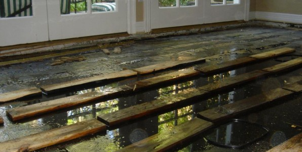 Orange County Water Damage