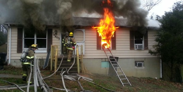 fire damage orange county